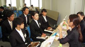 第3回本学主催合同企業説明会開催