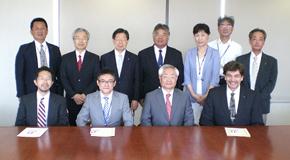 「OIU・OIC Good Teachers 賞」<br />表彰式で、11名を表彰