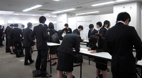 【就職部】第1回本学主催合同企業説明会~開催報告