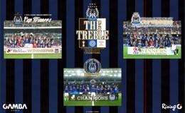 ガンバ大阪天皇杯を制してトレブル(3冠)達成、大阪国際大学へ優勝報告-3冠達成は国内J1リーグでは14年ぶりの快挙!-