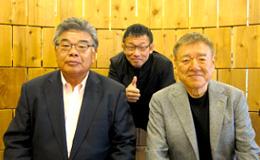 FMCOCOLOの「歩く人。」に川村副学長が出演します