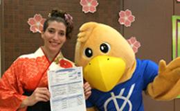 留学生がTOEIC(R) Institutional Program(IP)で<br />満点(990点)獲得