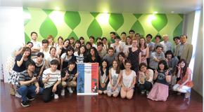 フランスエセック経済商科大学院大学生が大阪国際大学を訪問!