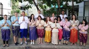 平成27年度交換留学派遣プログラム タイ・バンコク