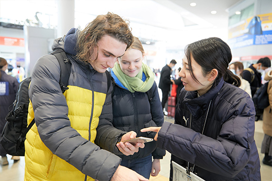 (4)2019年度 関西空港ボランティア